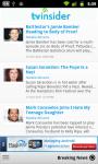 tvinsider screenshot 1/3