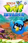Ninja Birds Invader screenshot 1/5