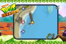 Ninja Birds Invader screenshot 3/5