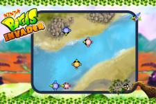 Ninja Birds Invader screenshot 5/5