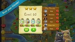 Bubble Witch Saga screenshot 4/5