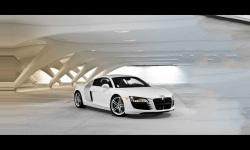 Live wallpapers Audi R8 screenshot 2/3