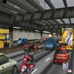 moto road rash game screenshot 1/1