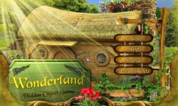 Free Hidden Objects Game - Wonderland screenshot 1/4