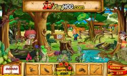 Free Hidden Object Game - Treasure Book screenshot 3/4