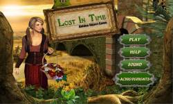 Free Hidden Objects Game - Lost in Time screenshot 1/4