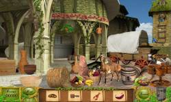 Free Hidden Objects Game - Lost in Time screenshot 3/4