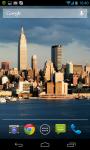 New York HD Live Wallpaper screenshot 3/5