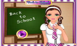 Back To School Makeover screenshot 1/5