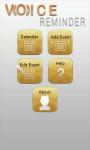 Voice Reminder Pro screenshot 1/4