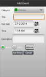 Voice Reminder Pro screenshot 3/4