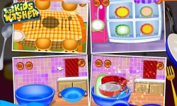 Kids Dish Washer - Kids Game screenshot 4/5