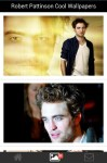 Robert Pattinson Cool Wallpapers  screenshot 2/6