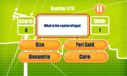 Countries Capitals Super Quiz screenshot 1/6
