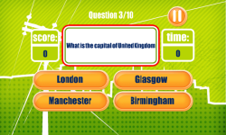 Countries Capitals Super Quiz screenshot 2/6