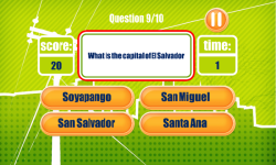Countries Capitals Super Quiz screenshot 5/6