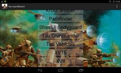 Tau Soundboard screenshot 1/2
