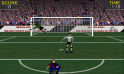 Kick Soccer screenshot 1/4