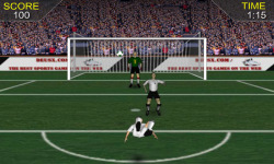 Kick Soccer screenshot 2/4