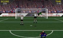 Kick Soccer screenshot 3/4