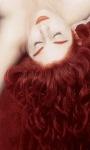 Red Hair Live Wallpaper screenshot 2/3