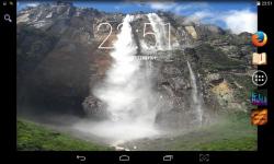 Marvelous Waterfalls Live screenshot 2/6