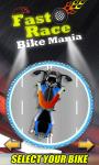 Fast Race Bike Mania Game screenshot 2/5