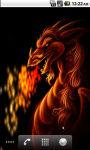 Roaring Dragon Wallpaper HD screenshot 1/3