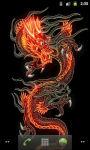 Roaring Dragon Wallpaper HD screenshot 2/3