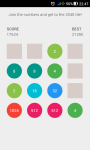 2048 balls screenshot 3/6