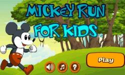 Mickey Fun Run Adventure screenshot 1/3