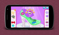 Monster High Design School Shoes screenshot 2/4