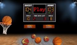 NBA by Nithun Johnson screenshot 1/4
