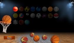 NBA by Nithun Johnson screenshot 2/4