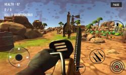 Dinosaur Hunter Dino City 2017 screenshot 2/6