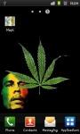 Marijuana 3D Live Wallpaper screenshot 2/5