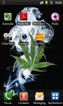 Marijuana 3D Live Wallpaper screenshot 4/5