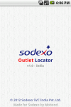 Sodexo Outlet Locator - India screenshot 4/5