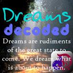 Dreams Decoded screenshot 1/3