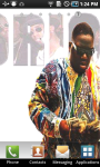 Biggie Smalls Live Wallpaper screenshot 3/3