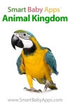 Animal Kingdom - First Words Flashcards by Smart Baby Apps screenshot 1/1