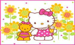 Hello Kitty Theme Wallpapers screenshot 2/4