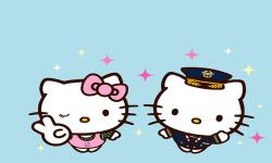 Hello Kitty Theme Wallpapers screenshot 3/4