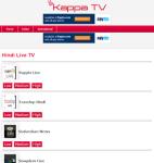 KAPPA Mobile TV screenshot 3/4