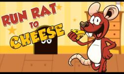 Run Rat To Cheese screenshot 1/4