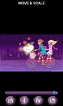 Cute Wallpapers for Girls 3D HD screenshot 2/6