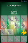 Dinosaurus Memory Game  screenshot 2/4