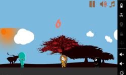 Cute Lion Run screenshot 1/3
