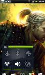 The Witcher Live Wallpaper 2 screenshot 3/3