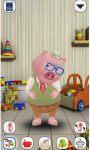 My Talking Pig Virtual Pet screenshot 5/6